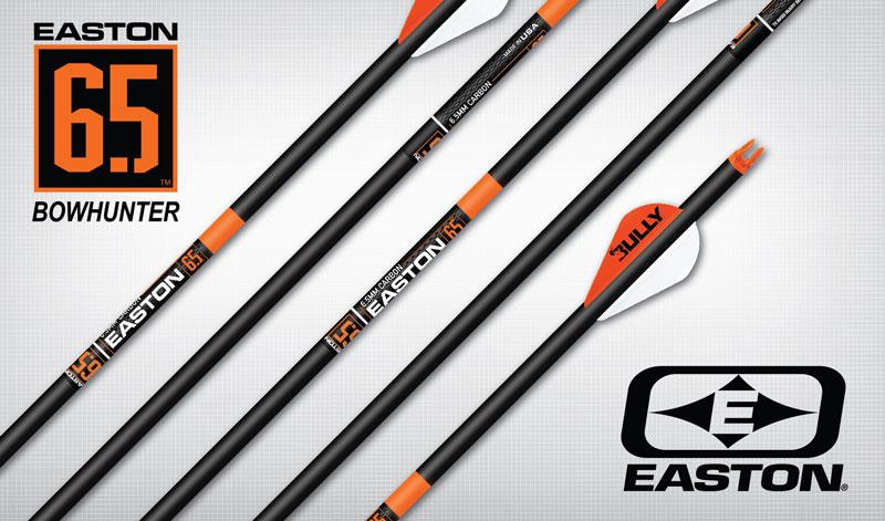 Easton 6.5 Bowhunter Arrows