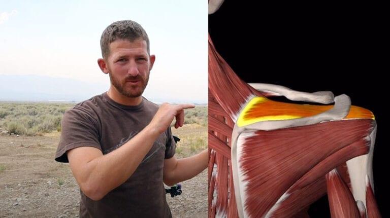 Prevent shoulder injury In Archery