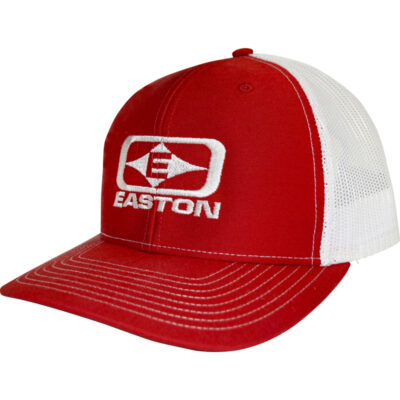 Diamond E Logo Hat – Red