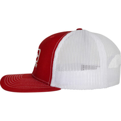 Diamond E Logo Hat – Red
