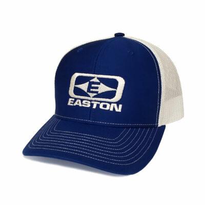 Diamond E Logo Hat – Blue