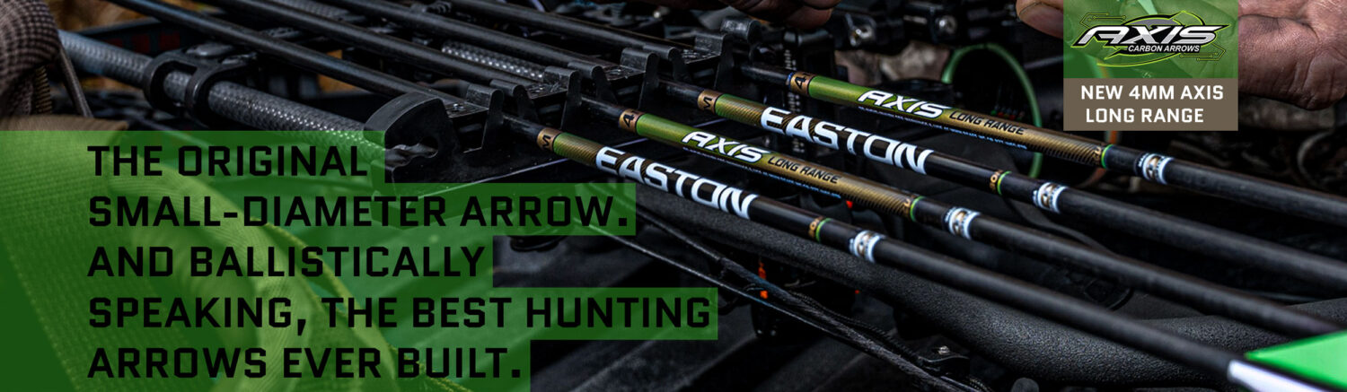Easton Axis 4mm Hunting Arrows