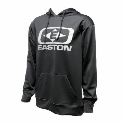 Easton Logo Hoodie – Black