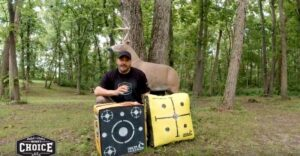 Read more about the article Archery Targets – What is the best kind of archery target?