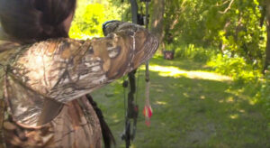 Drawing Your Bow and Letting it Down