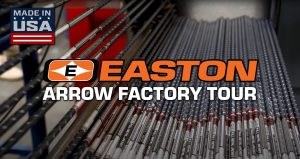 Easton Archery – Arrow Factory Tour – Arrows Made In USA