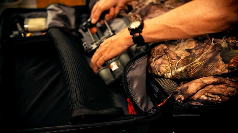 Tips For Travel While Bowhunting