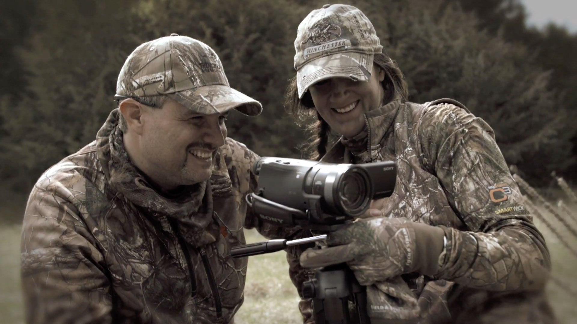 How to film your own hunt