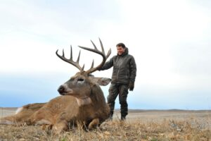 Bowhunting Success Photo Quick Tip.