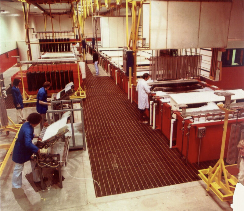 Easton's SLC anodize facility celebrates 39 years of excellence