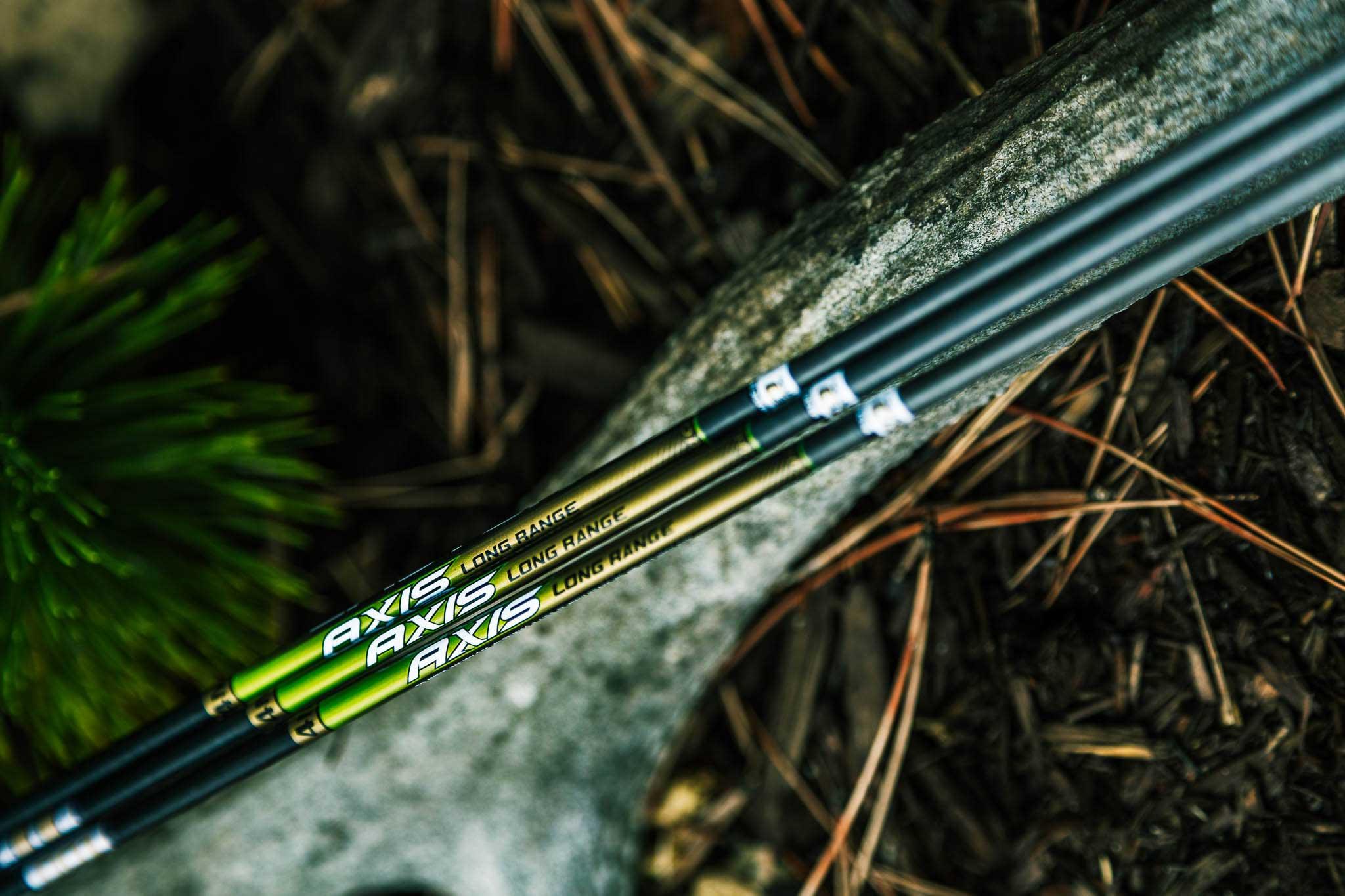 Axis 4mm Arrow Shafts