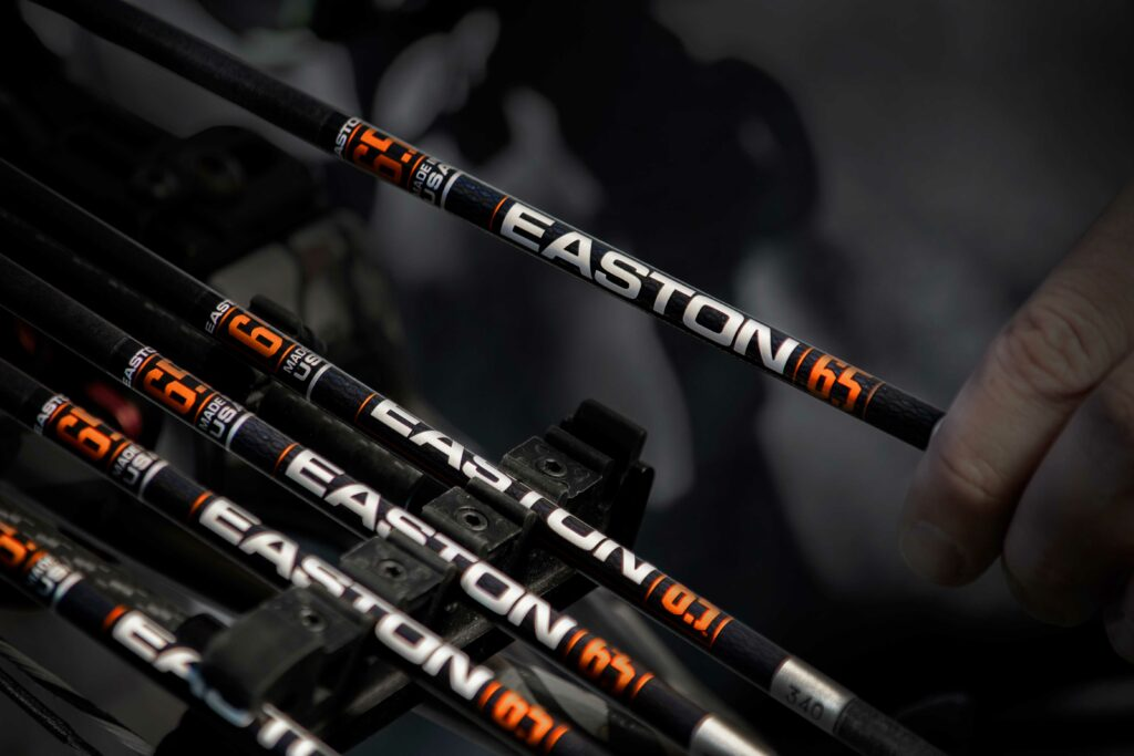 Easton 6.5 racked up and ready to go