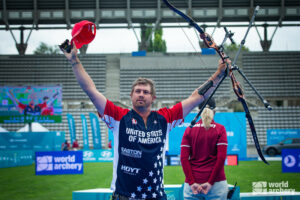Read more about the article Team Easton Shooters Sweep Every Gold Medal at 2021 Paris World Cup