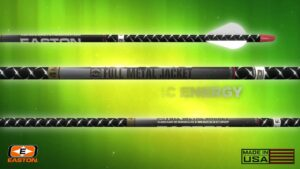 Read more about the article Easton 4mm Full Metal Jacket Bowhunting Arrows – More Kinetic Energy & Accuracy – YouTube