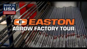 Read more about the article Easton Archery – Arrow Factory Tour – Arrows Made In USA – YouTube