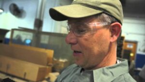 Read more about the article Fred Eichler at the Easton Factory – YouTube
