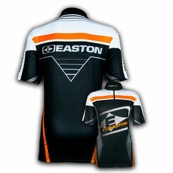 Easton Men's Shooter Jersey Front and Back