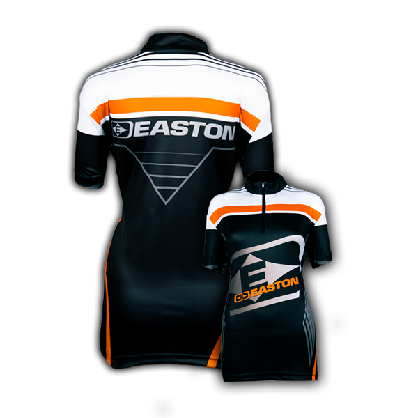 Easton Women's Shooter Jersey Front and Back